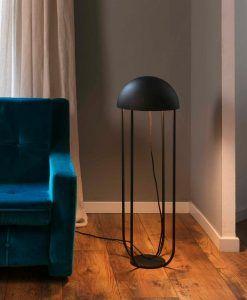 Lámpara pie de salón JELLYFISH LED ambiente 2