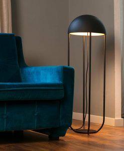 Lámpara pie de salón JELLYFISH LED ambiente