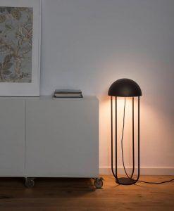 Lámpara pie de salón JELLYFISH LED ambiente 3