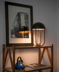 Lámpara sobremesa moderna JELLYFISH LED ambiente