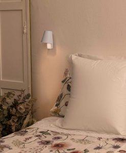 Luminaria aplique diseño blanca LE PETIT LED ambiente