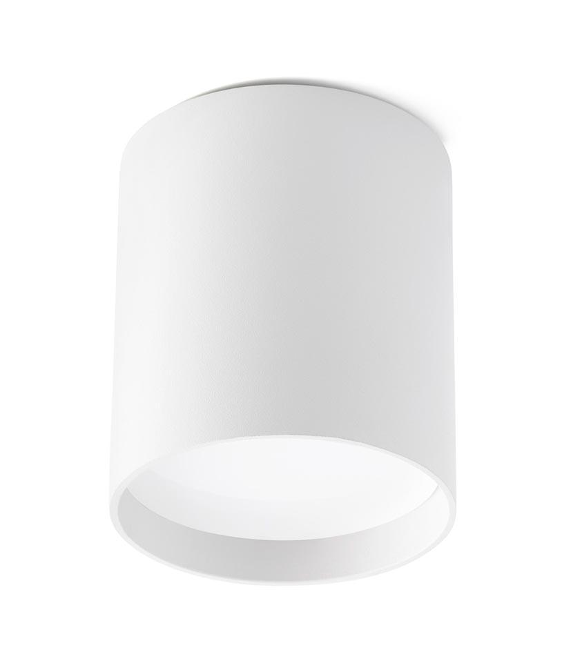 Plafón de techo blanco HARU LED