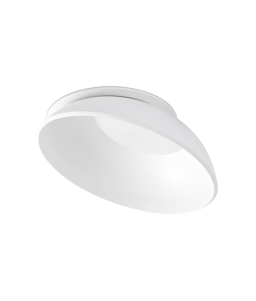 Plafón luz LED orientable BOL detalle 2