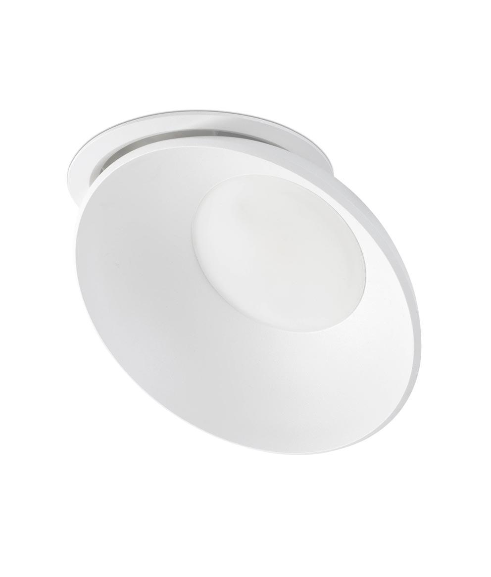 Plafón luz LED orientable BOL detalle