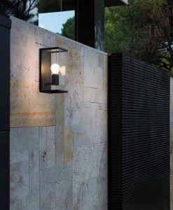 Aplique decorativo clásico exterior NALA ambiente