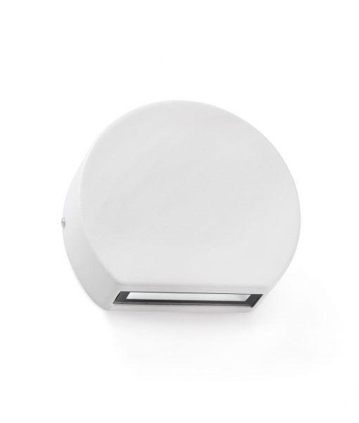 Aplique para terraza blanco PILL LED