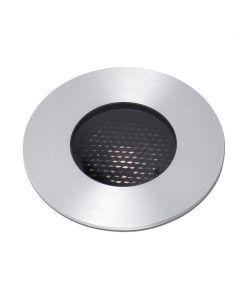 Lámpara de suelo exterior inox GRUND LED