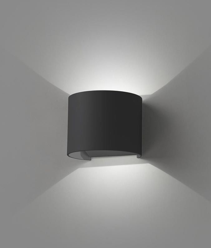 L mpara direccional gris oscuro sunset led - La casa de las lamparas barcelona ...