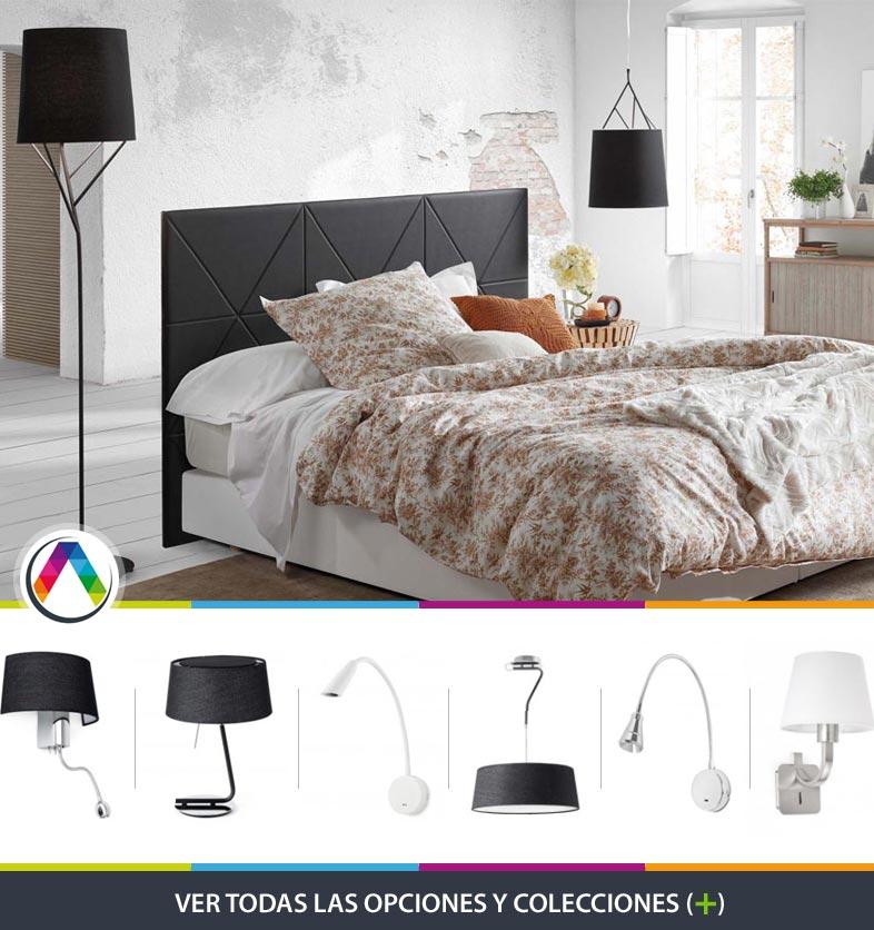 Lámparas de interior para hoteles en La Casa de la Lámpara