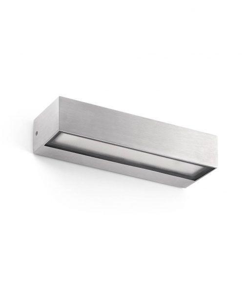 Luminaria aluminio exterior TOLUCA LED