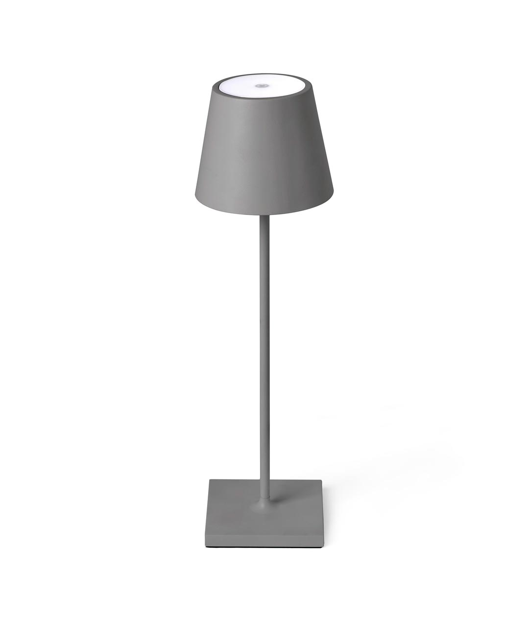 Sobremesa portátil gris TOC LED