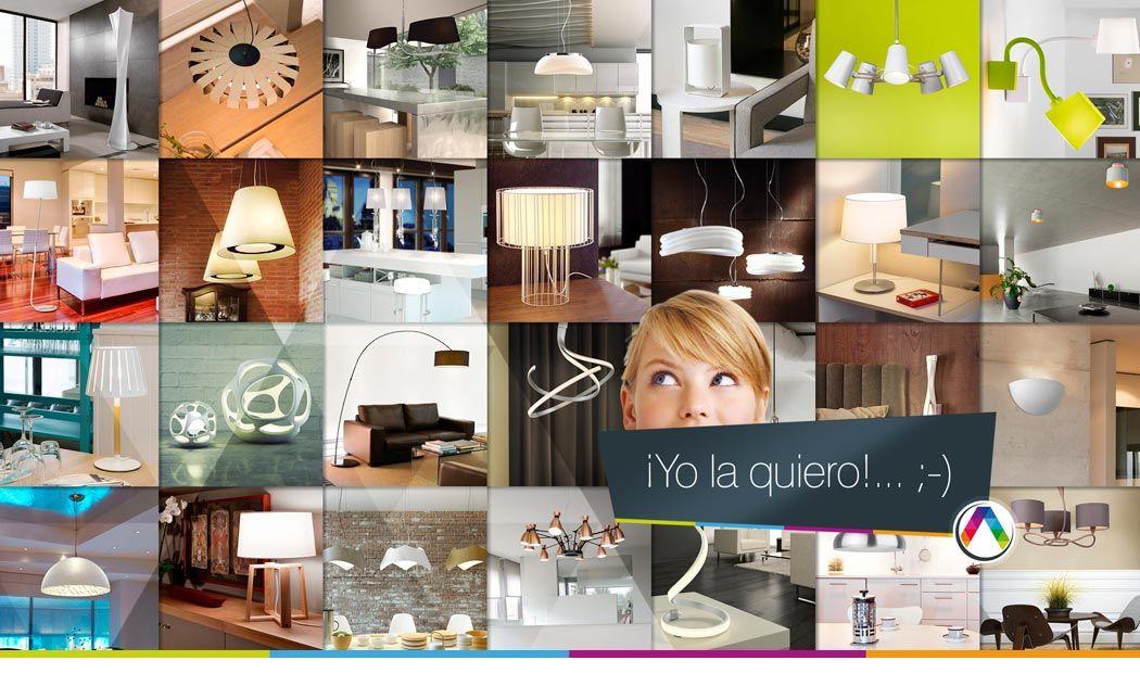 Tienda de lámpara de diseño 100% online - La Casa de la Lámpara