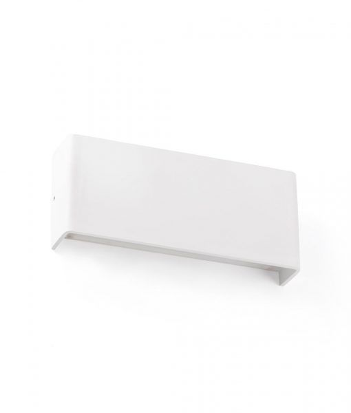 Aplique interior minimalista blanco 8W NASH LED