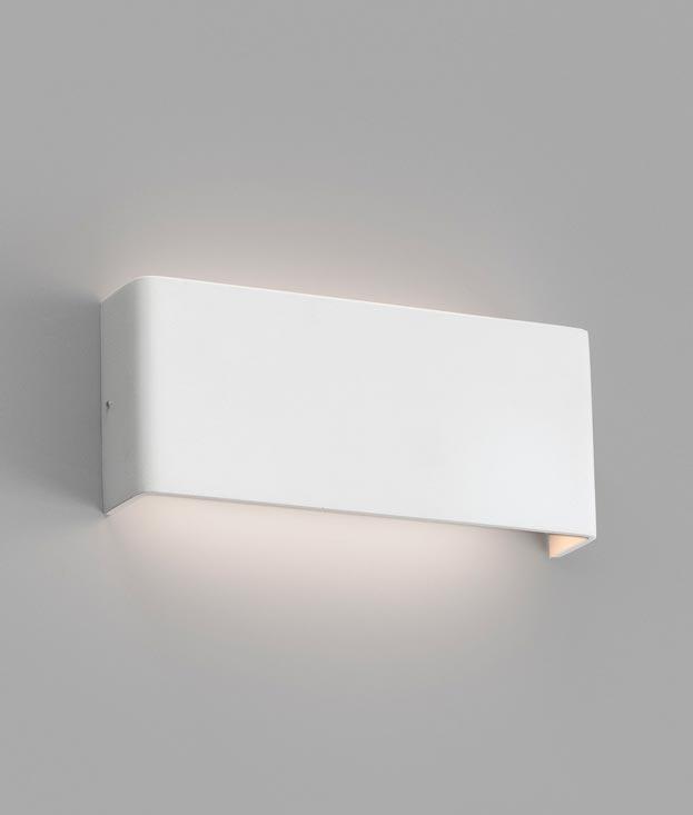 Aplique interior minimalista blanco 8w nash led - La casa de las lamparas barcelona ...