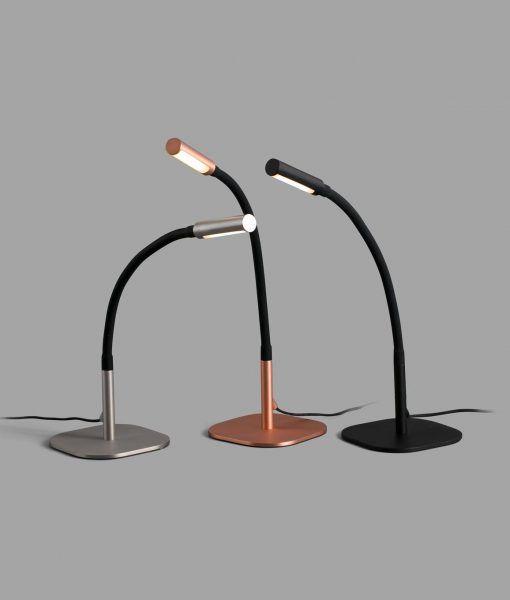 Lámparas de lectura articuladas SERP LED