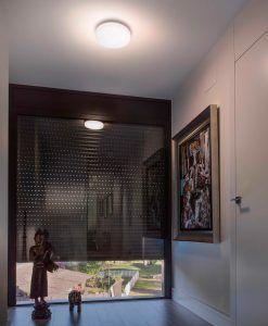 Plafón regulable IP54 baño ZON LED ambiente
