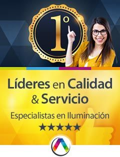 Top Líder en Calidad y Servicio on-line La Casa de la Lámpara