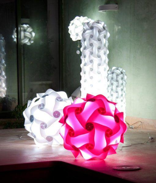 Lámpara de suelo 70 cm de altura COL ambiente 3