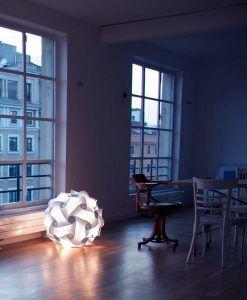 Lámpara de suelo 70 cm de altura COL ambiente 5