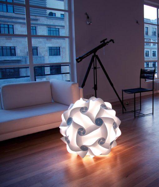 Lámpara de suelo 70 cm de altura COL ambiente 4