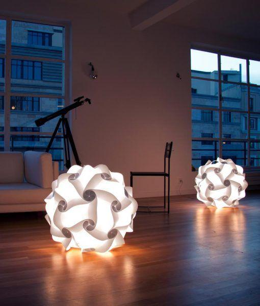 Lámpara de suelo 70 cm de altura COL ambiente