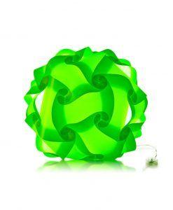 Lámpara de suelo 70 cm de altura COL verde lima