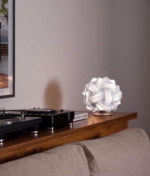 Ambiente lámpara de mesa 27 cm contrucción modular COL - Lámparas Luján + Sicilia