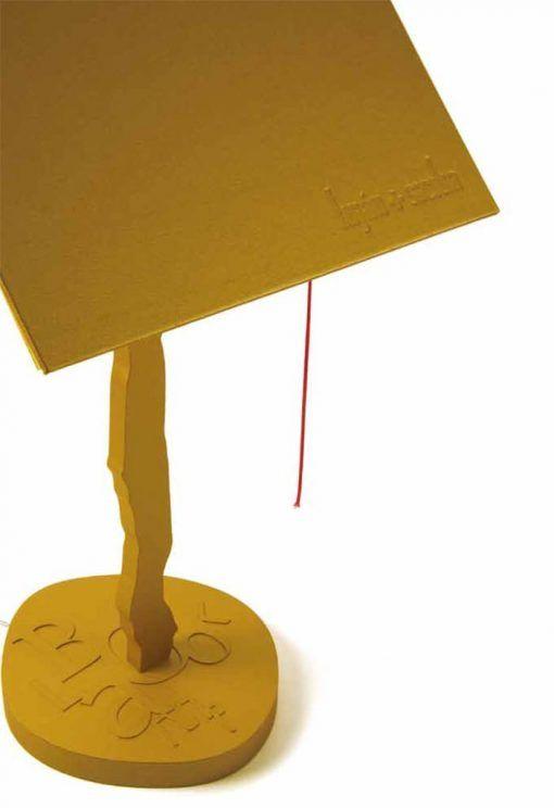 Modelos lámpara de mesa BOOKLAMP LED detalles 2