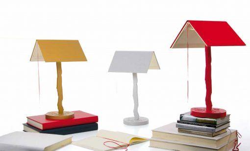 Modelos lámpara de mesa BOOKLAMP LED