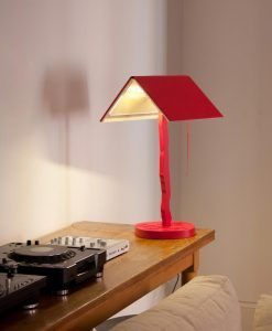 Ambiente lámpara de mesa BOOKLAMP LED