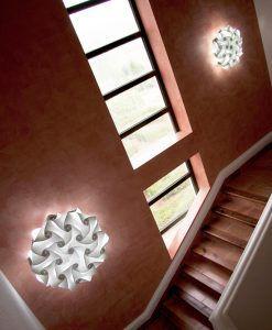 Lámparas aplique de pared 60 cm diámetro NUBE ambiente
