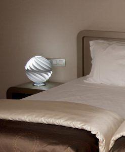 Lámpara de mesa esfera TWISTER ambiente