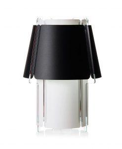 Lámpara de suelo 110 cm de alto ZONA negra