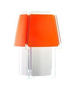 Aplique de pared 56 cm de alto ZONA naranja