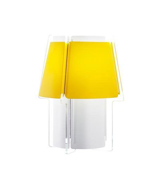 Aplique de pared 28 cm de alto ZONA amarilla