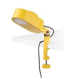 Flexo regulable amarillo INVITING LED