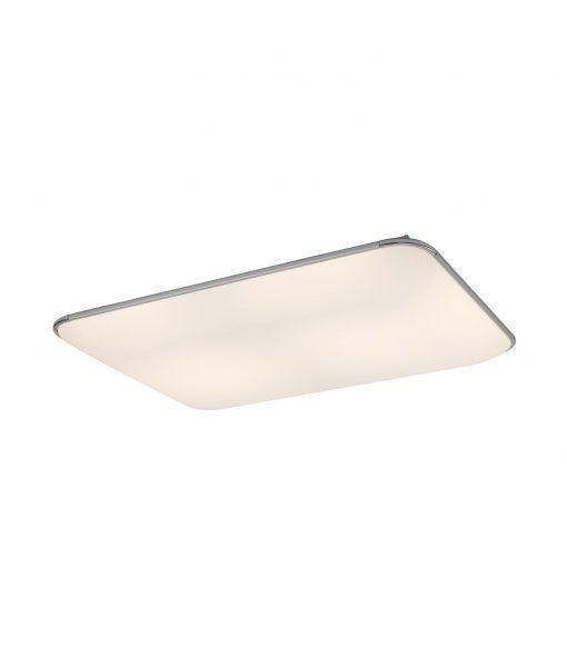 Lámpara de cocina regulable FASE LED detalle luz