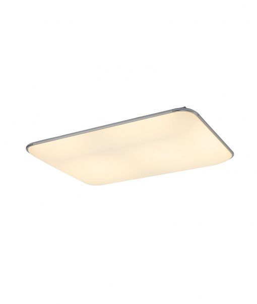 Lámpara de cocina regulable FASE LED detalle luz 2