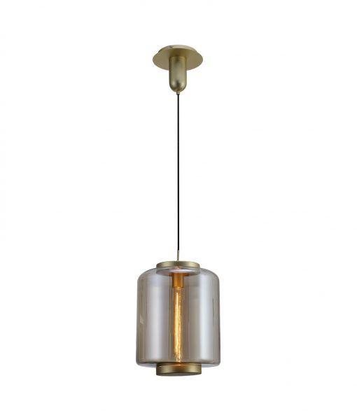Lámpara de techo mediana bronce JARRAS