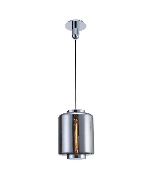Lámpara de techo mediana cromo JARRAS