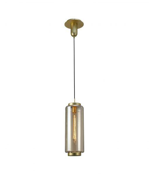 Lámpara de techo pequeña bronce JARRAS
