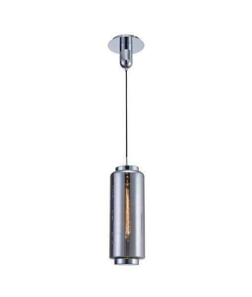 Lámpara de techo pequeña cromo JARRAS