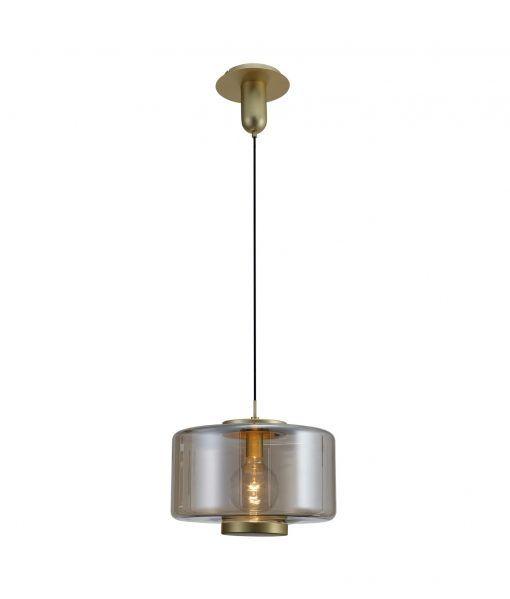 Lámpara grande de techo bronce JARRAS