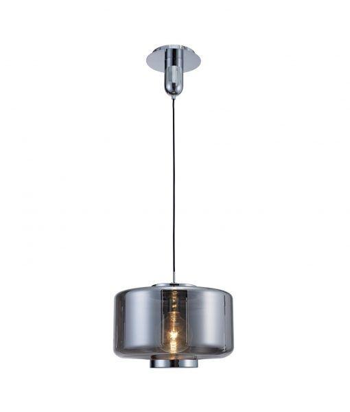 Lámpara grande de techo cromo JARRAS