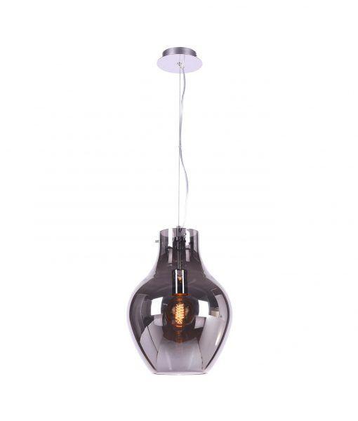 Lámpara ideal comedor cromo ANFORA
