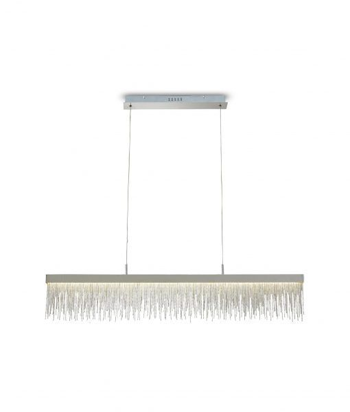 Lámpara lineal de comedor CINNA LED