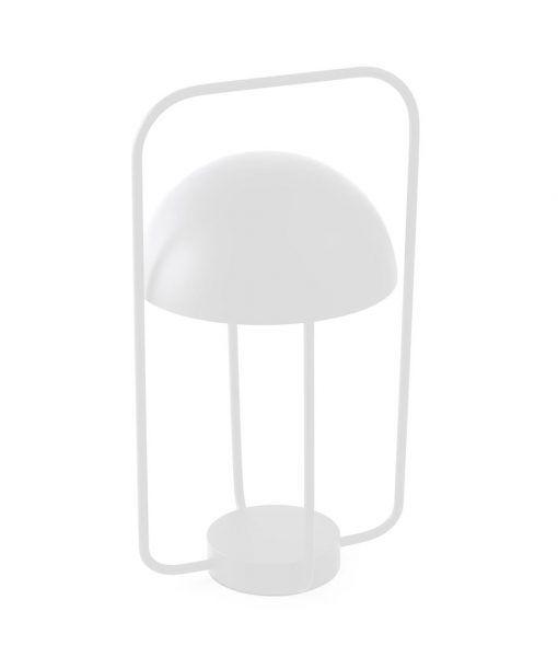 Sobremesa portátil moderno blanco JELLYFISH LED