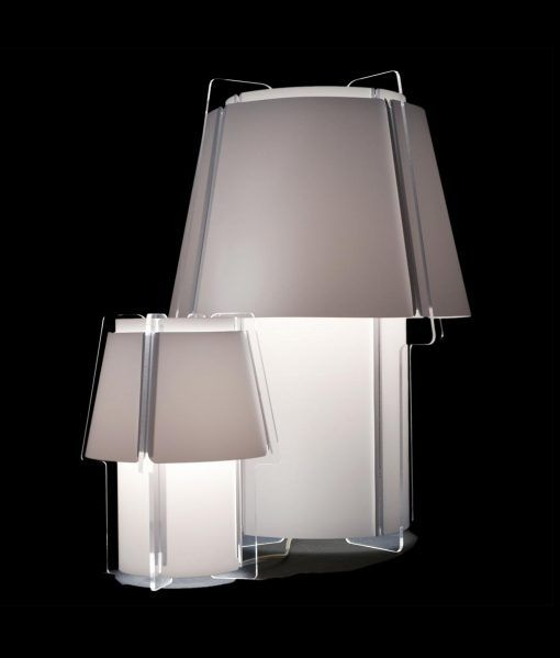 Lámpara de mesa ZONA detalles