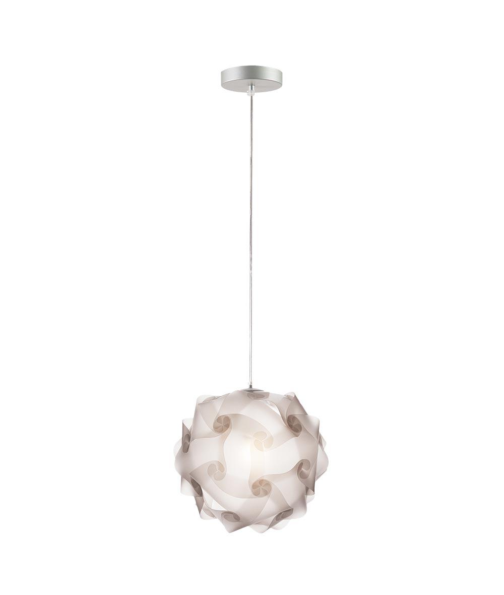 Lámpara colgante 27 cm diámetro COL
