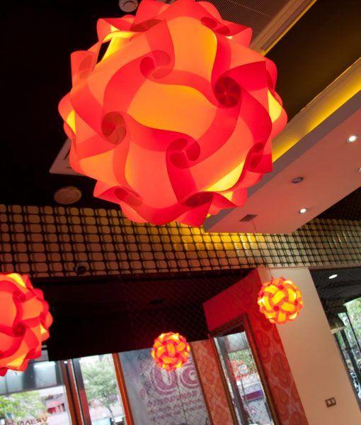 Lámparas colgantes COL ambiente 3